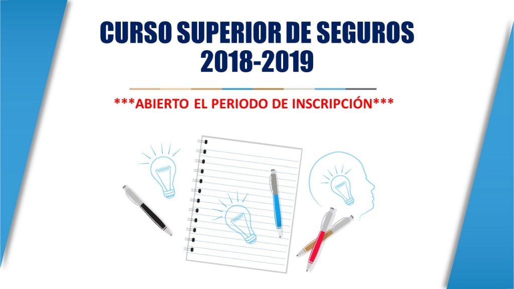 CURSO SUPERIOR DE SEGUROS GRUPO A Y B